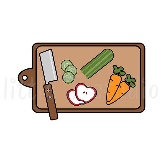 Food Prep Board - Healthy Eating - Healthy Lifestyle - Style 1009 or 177M