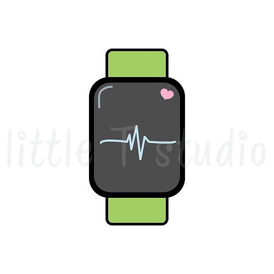 Smart Watch - Mini Size Stickers - Style 179M