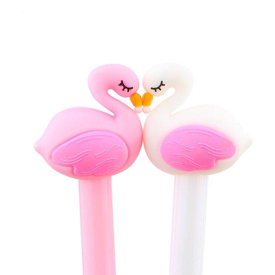Not Quite Perfect - Flamingo Pen