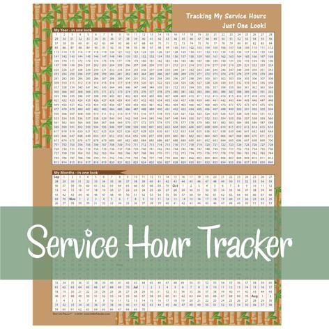 Service Hour Tracker