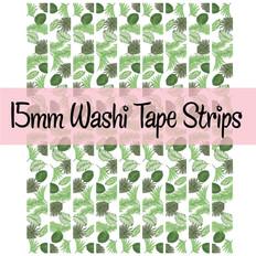 Palm Branch Washi Tape