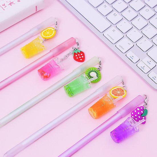 Fine Tip Fruit Drink Pen