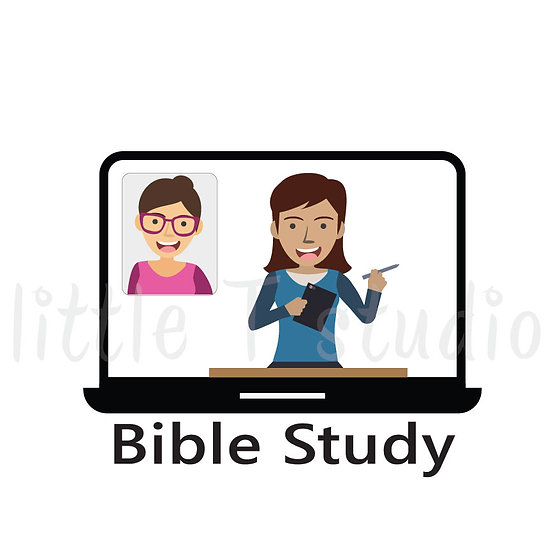 Bible Study Stickers - Sister - Style 1031