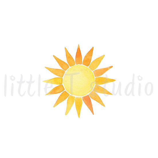 Sunny Day Stickers - Style 452M or 468M