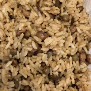 Pigeon Peas with Rice