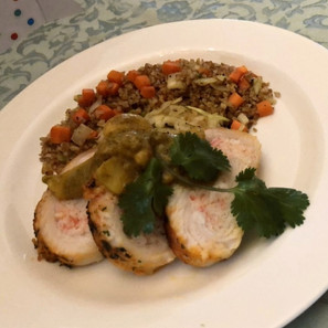 Bulgar Salad
