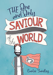 The One and Only Saviour of the World book Jesus Gospels