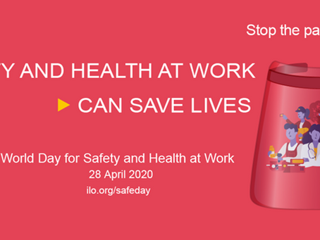 World Day for Safety and Health at Work