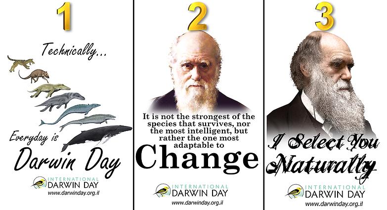 Darwin Day T-Shirt Selection.png