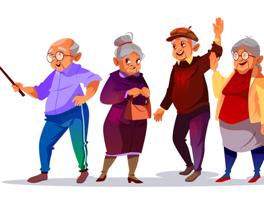 Successful aging - tips on how to live a long and happy life