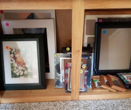 Picture Frames For Sale.