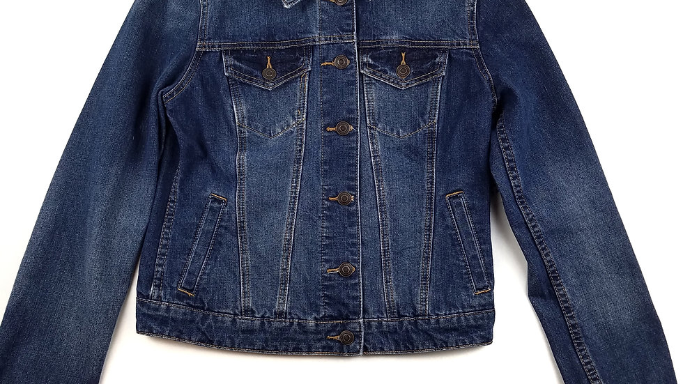 Bluenotes denim jacket size small