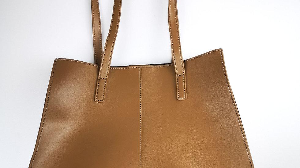 Cherie Bliss Brown handbag (NEW)
