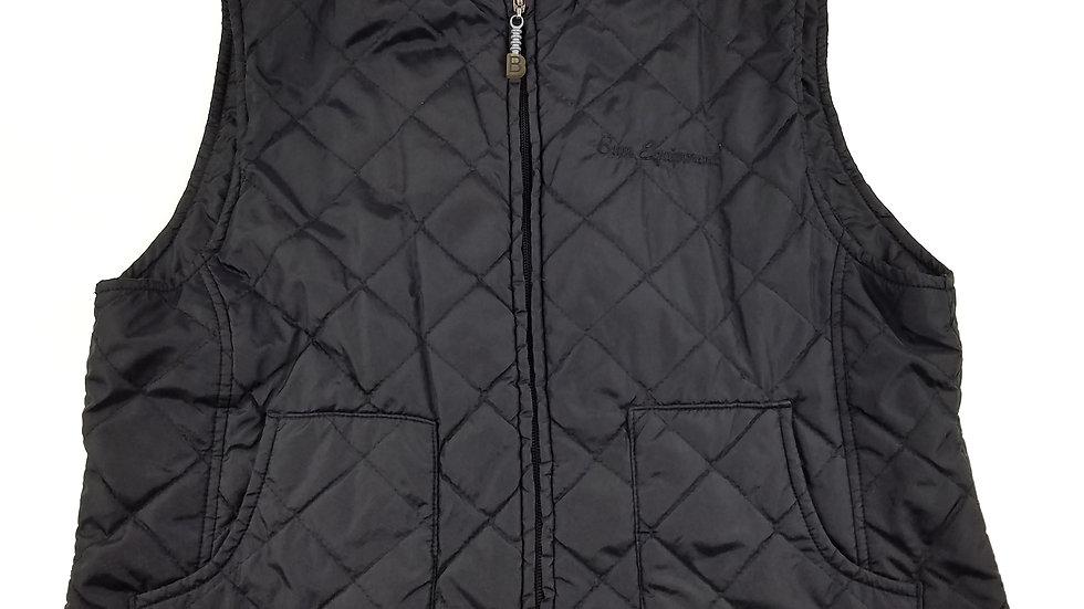 BUM Equipment black vest size large