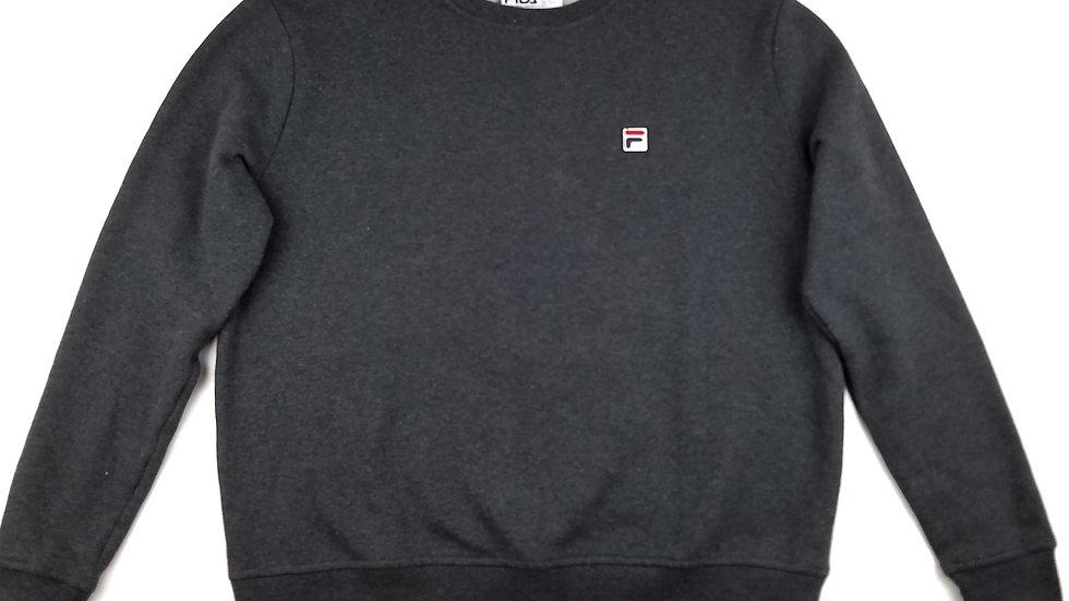 Fila grey sweatshirt size xlarge