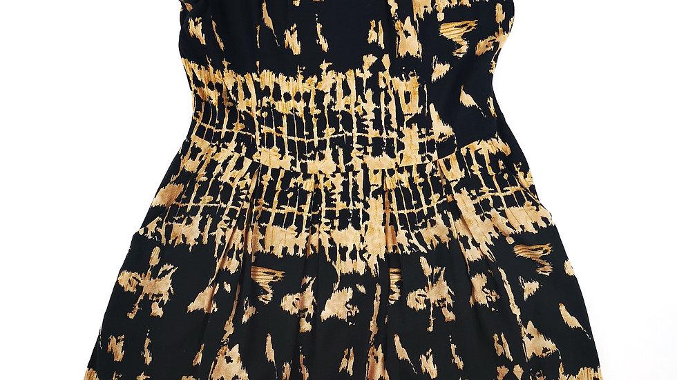 Papillon Blk Ben dress size Med