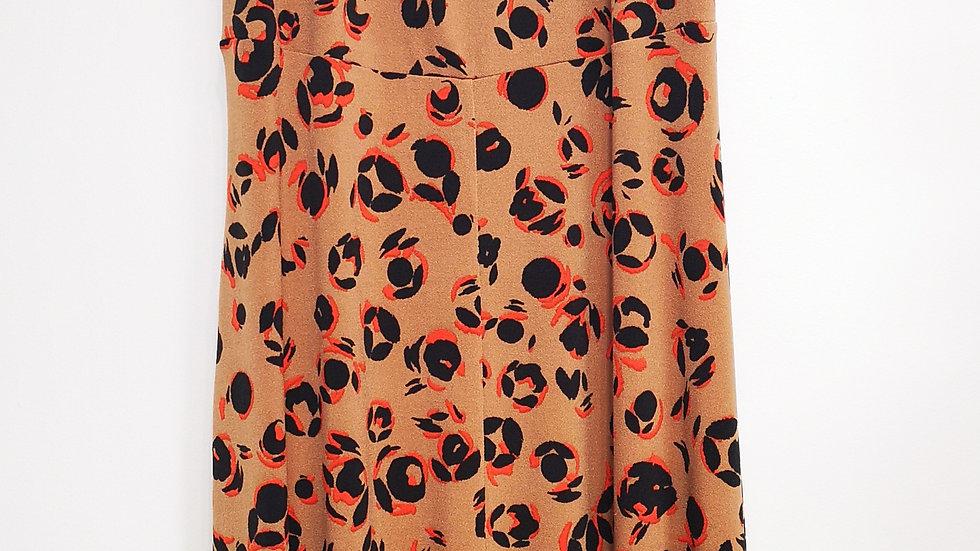 Addition Elle lightweight  animal print w/pockets size 1X
