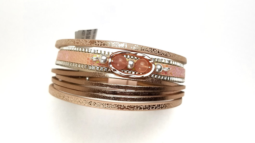 Rose gold bracelet (new)