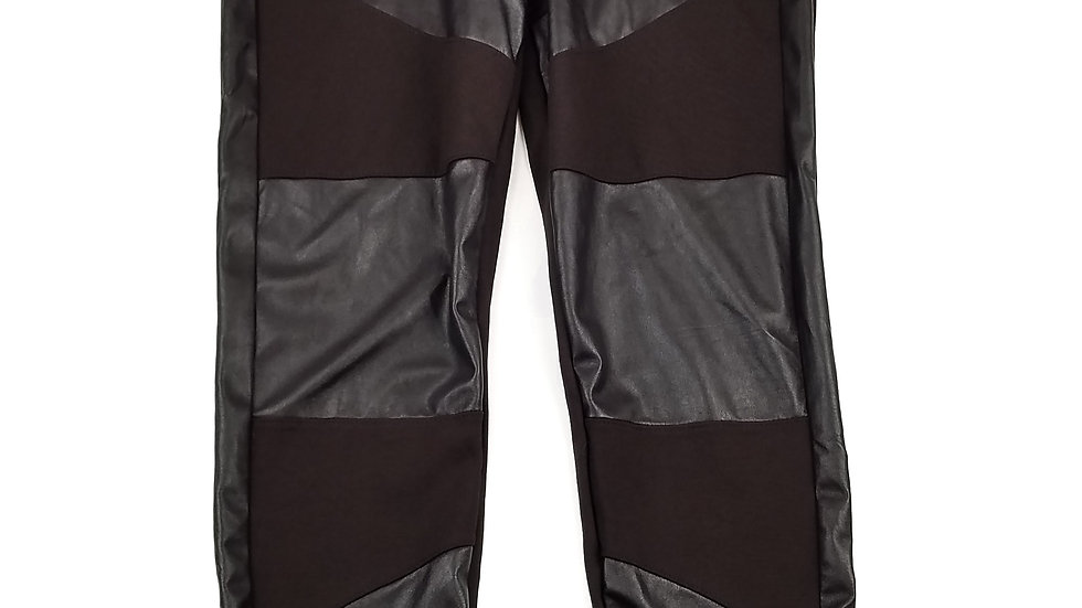 Nygard Slims brown leggings size medium