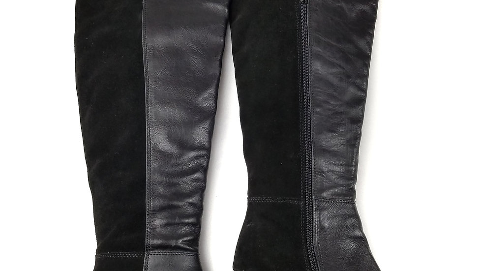Catherine over the knee boots size 37 (6.5)