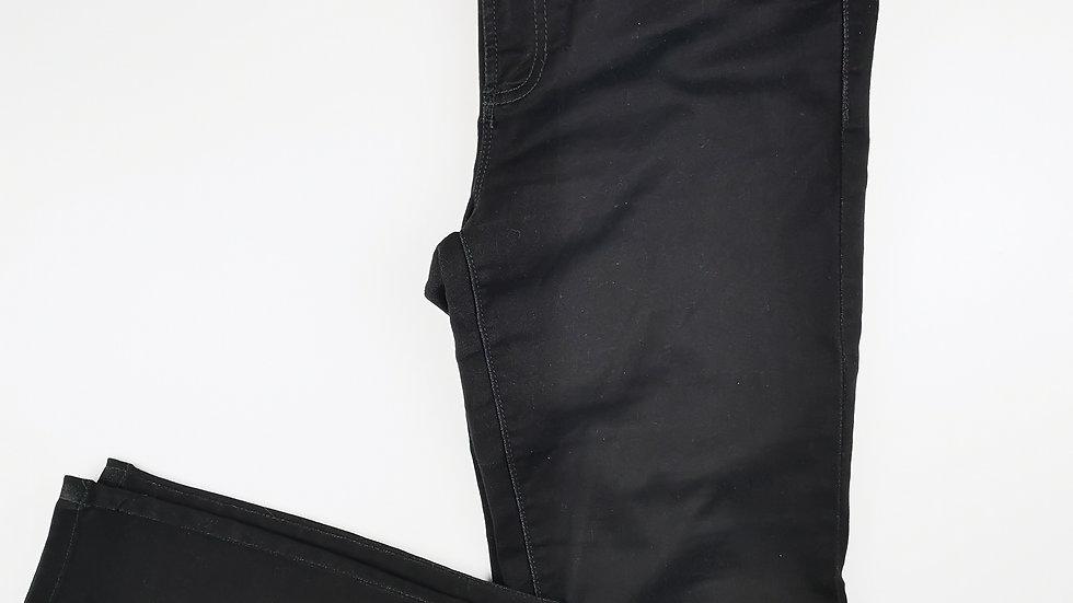 Joe Fresh blk slim jeans size 10