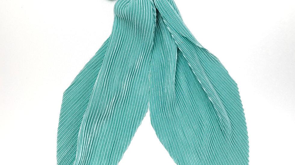 Scrunchie mint green