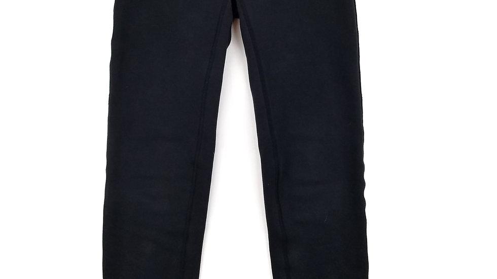 Lululemon black joggers size 2