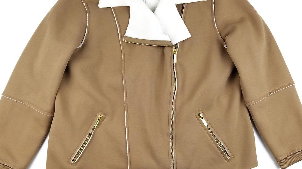 Michael Kors fleece lined jacket size 2Xlarge
