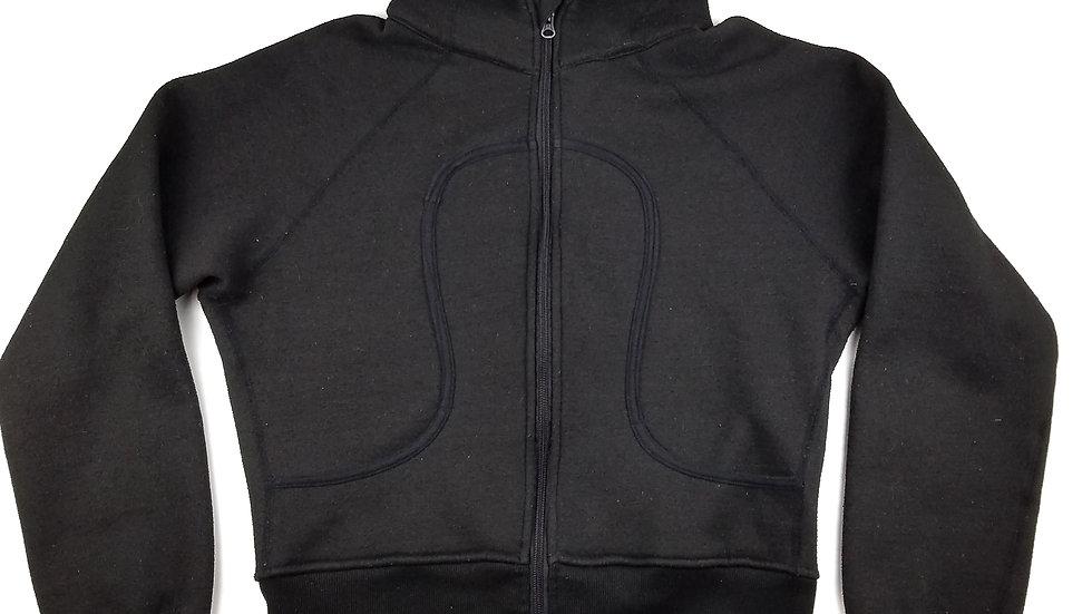 Lululemon black hoodie size 14
