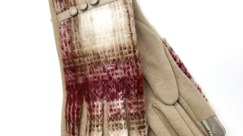 By Chance winter gloves OS