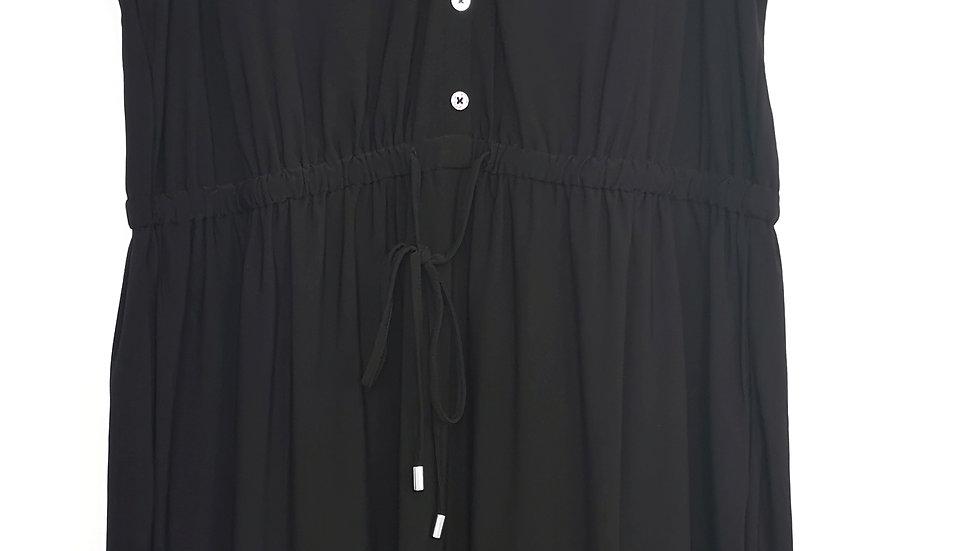 Addition Elle black dress w/tie size 1X