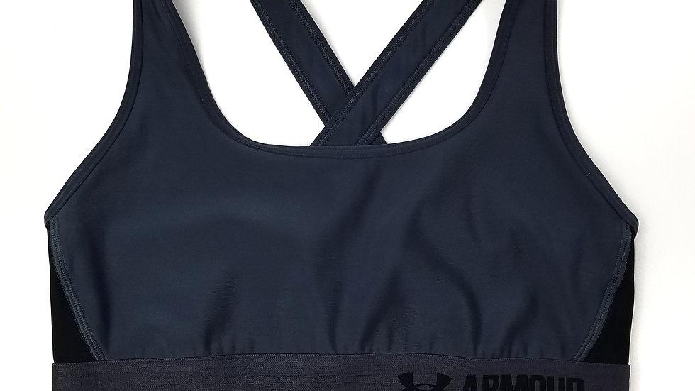 Underarmour grey sports bra size xsmall