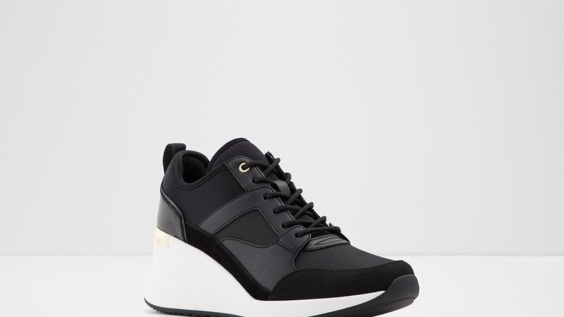 Aldo wedge sneaker size 7.5