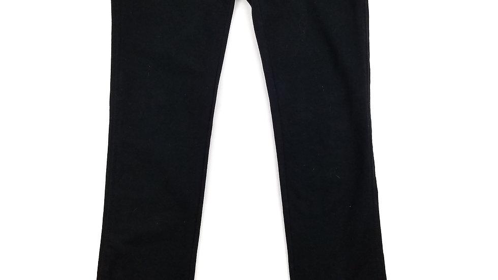 Guess black pants size 28