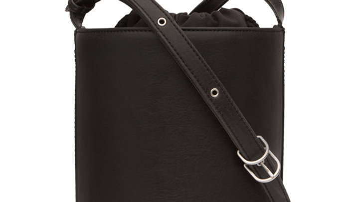 Matt & Nat Black Bini Bucket Bag
