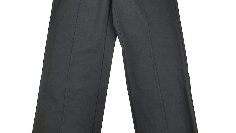 Nygard slim black pull on pants size small