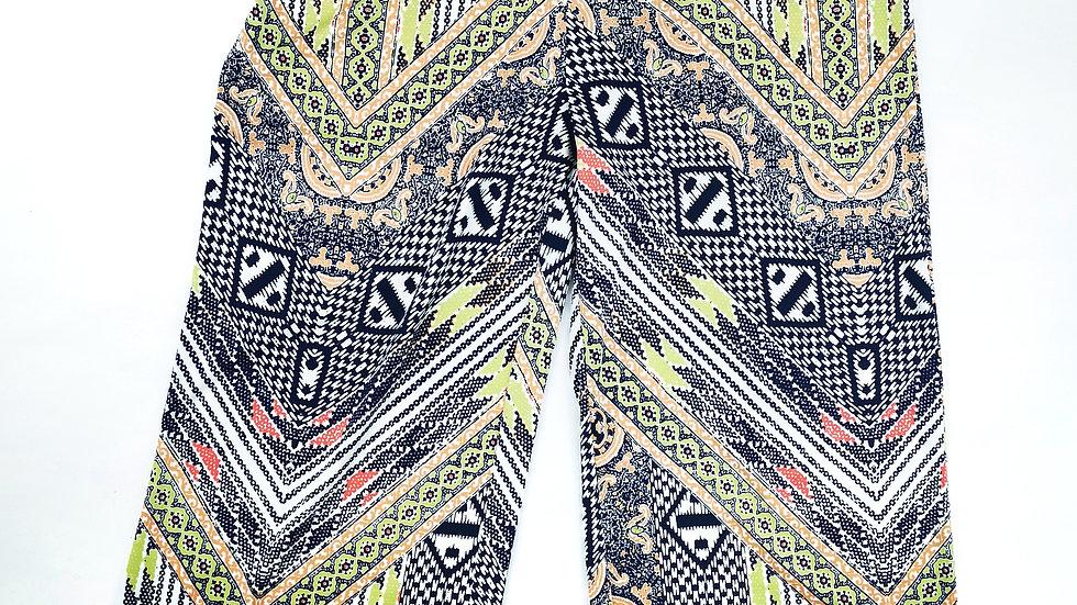 Creations wide leg pant size XL