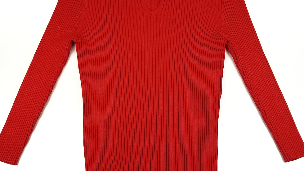 Philosophy red sweater size xlarge
