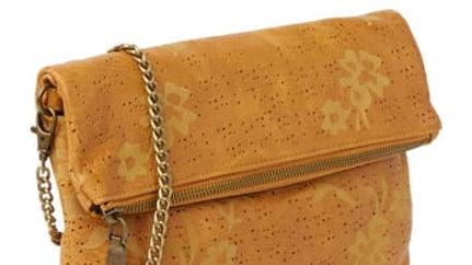 Moda Luxe mustard crossbody