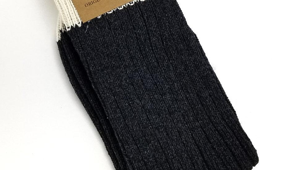 Socks dark grey OS