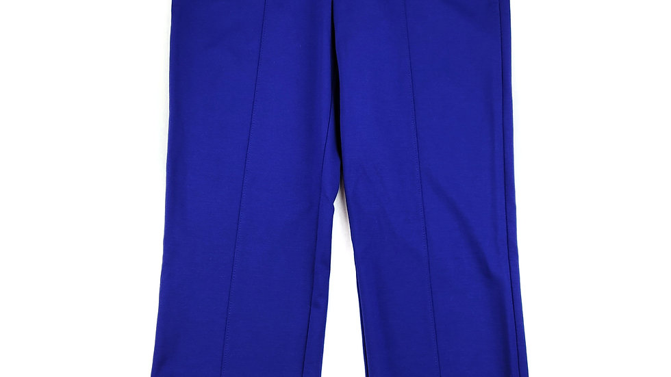 Nygard Slims blue elastic waist size 14/16