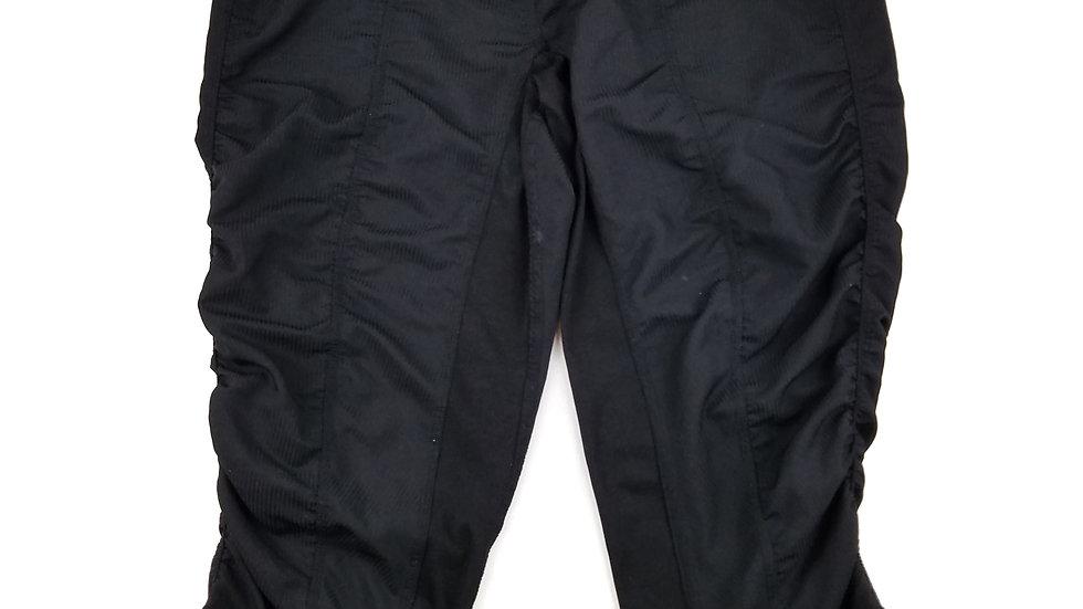 ACX black athletic capri size XL
