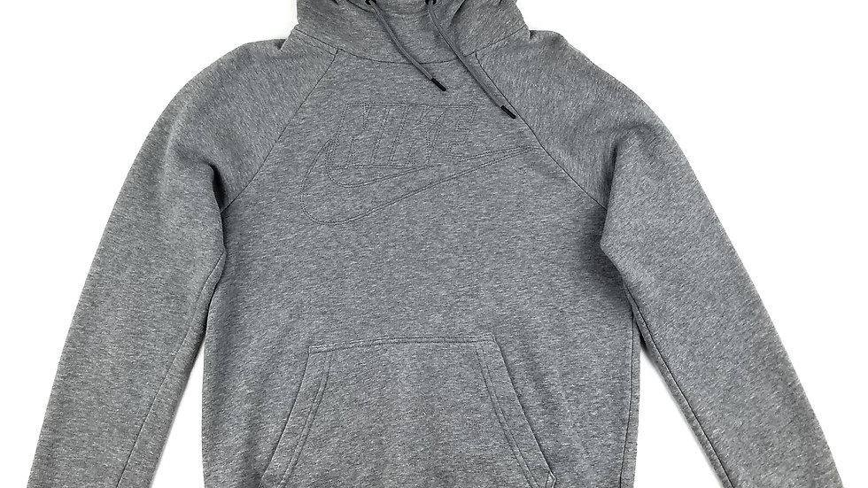 Nike grey hoodie size xsmall