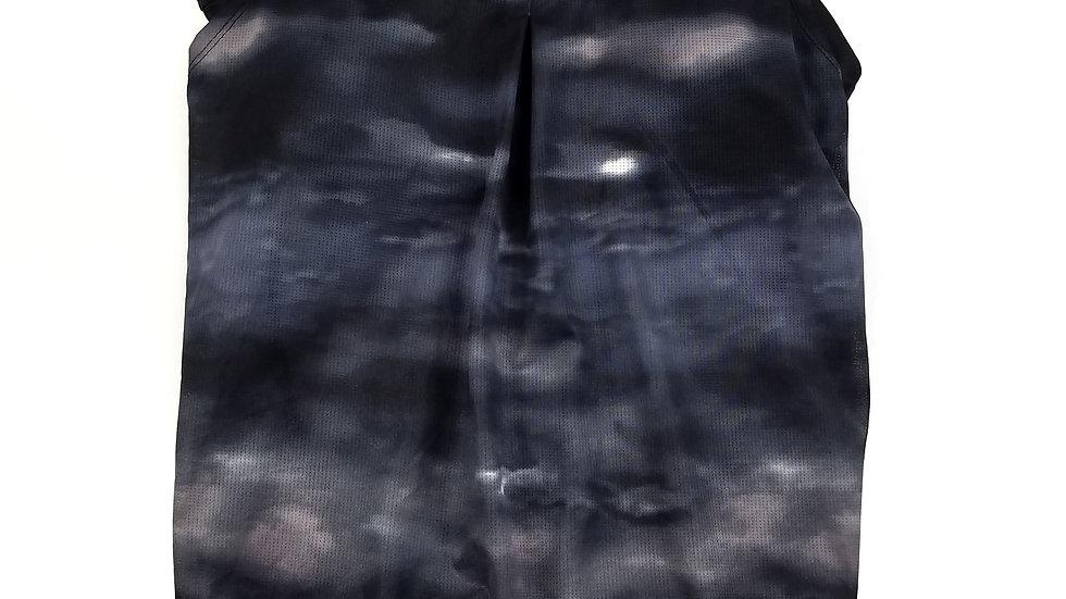 RBX black/grey tank with sports bra size large