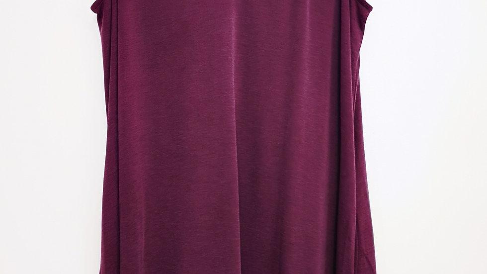 Zac Rachel purple dress size 14