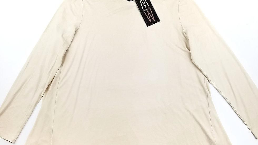 Marla Wynne long sleeve top size large