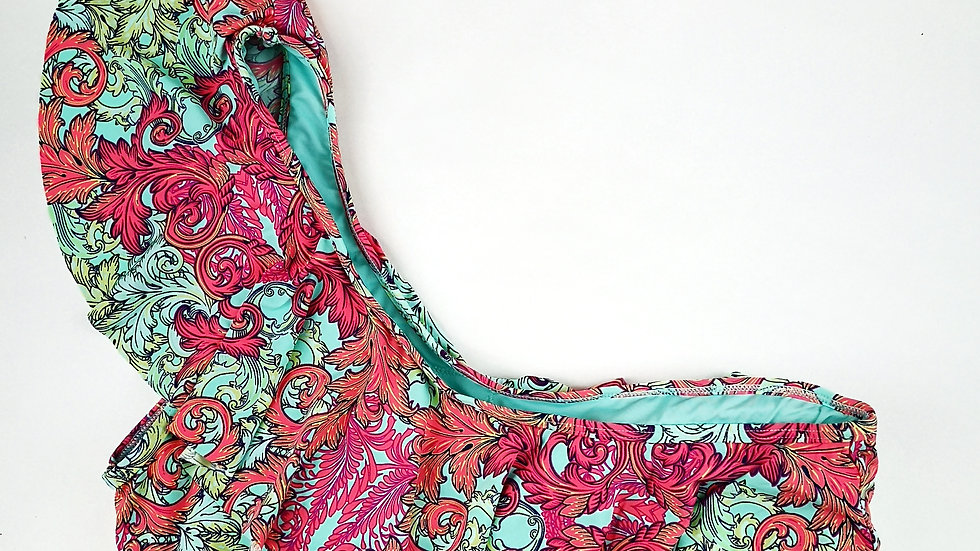 La vie rose bathing suit top size S/M