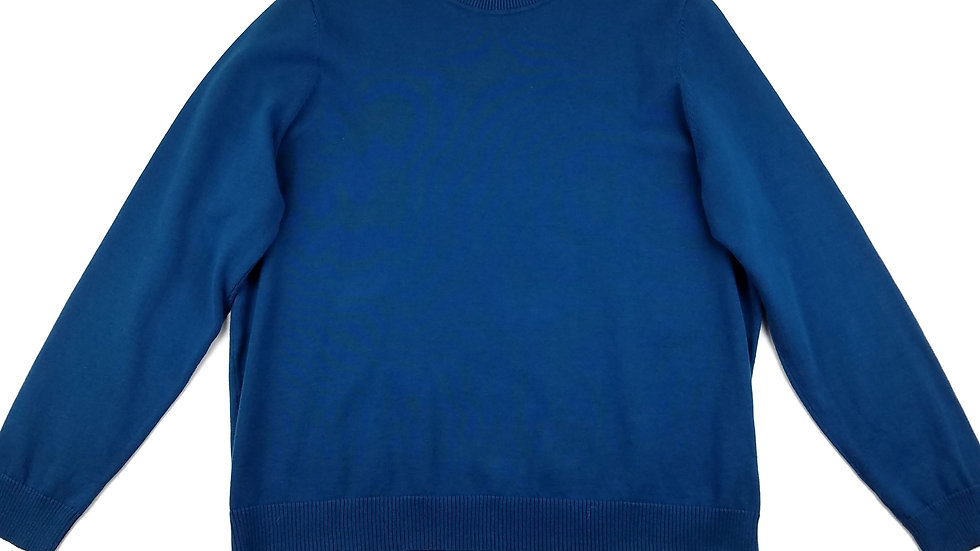 Northern Reflections teal sweater size XL