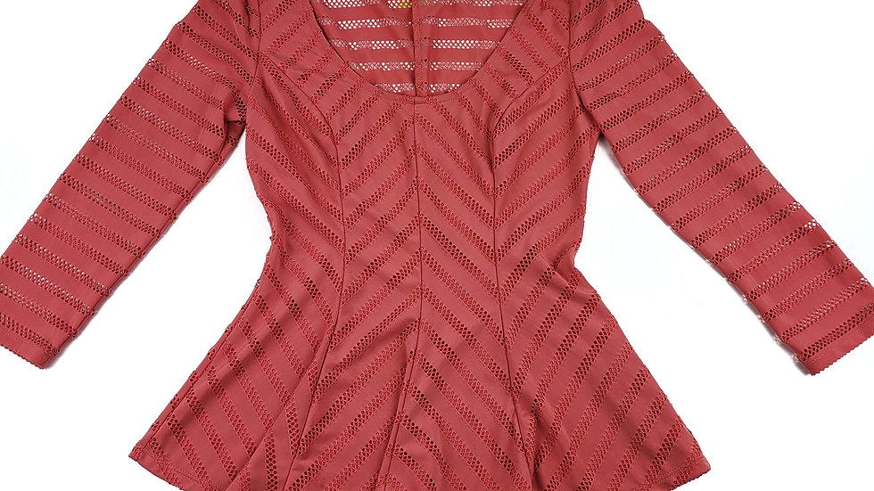 Guess coral top size xsmall