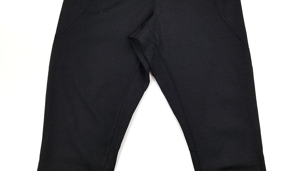 Livi Active black capri legging size 14/16